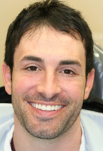 A Dental Bridge and Veneers Create Another Handsome Smile In Westchester County
